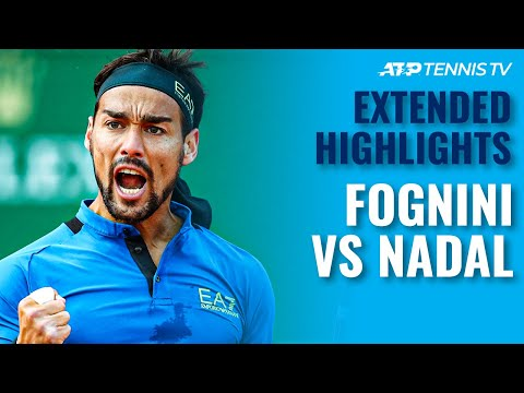 Fabio Fognini vs Rafael Nadal | Monte Carlo 2019 Semi-Final - Extended Highlights