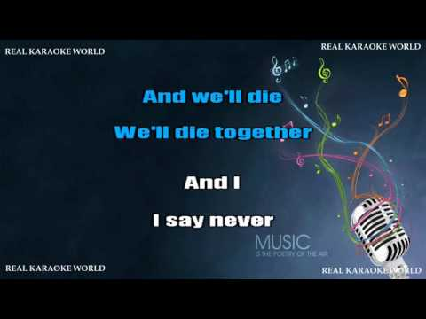 Muse Karaoke Neutro star collision Love is forever   YouTube