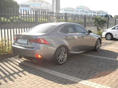 2014 LEXUS IS 350 F SPORT Auto For Sale On Auto Trader South Africa