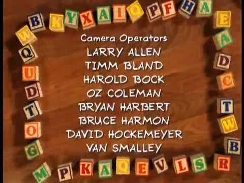 Barneys Animal Abcs Credits 2008 Youtube