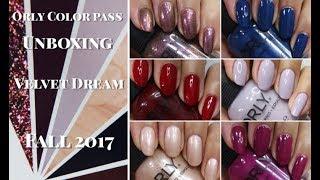 Video Orly Velvet Dream Fall 2017 download MP3, 3GP, MP4, WEBM, AVI, FLV September 2017