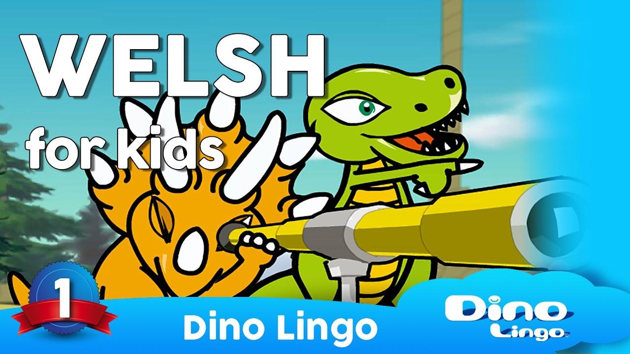 Welsh For Kids Dvd Set Children Learning Welsh Cymraeg Wales