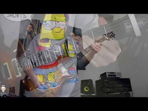Red Cold River-Breaking Benjamin(Guitar Cover)