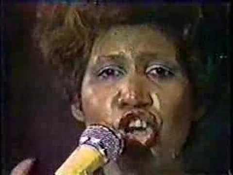 Aretha Franklin - Greatest love of all (Paris 1977)