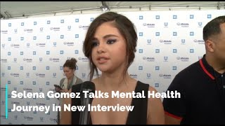 """Subscribe! http://bit.ly/subbuzznet speaking with 'wsj. magazine,' gomez says the right therapy and medication gave her a """"breakthrough."""" connect us: tw..."""