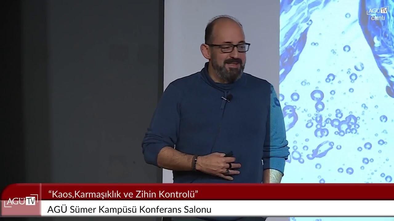 AGÜ TV- Prof.  Dr.  Sinan Canan \