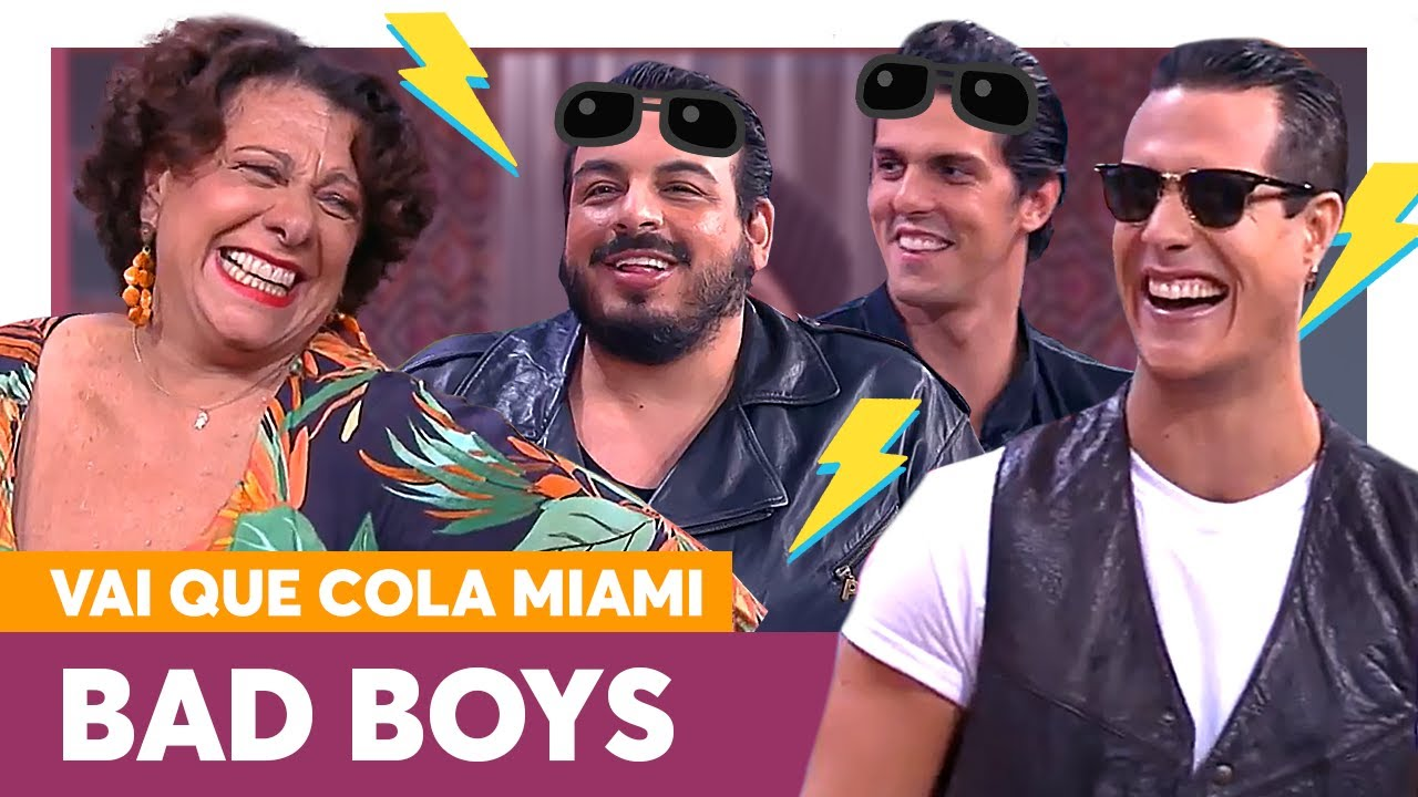 Dona Jô descobre que Maicol faz parte de uma GANG!   Vai Que Cola Miami   Humor Multishow