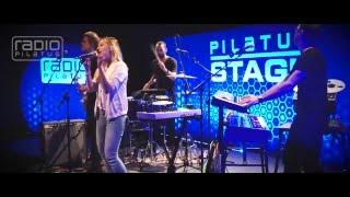 Radio Pilatus Stage mit Anna Känzig