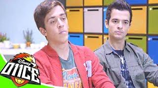 Disney11 o11ce Одиннадцать Сезон 2 серия 21 молодёжный сериал о футбольной команде