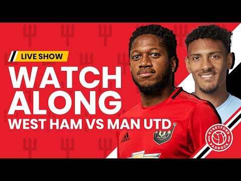 West Ham Vs Manchester United | Live W/ Howson