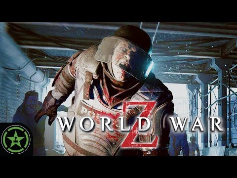 THE WORST ZOMBIE SURVIVOR, EVER! - World War Z | Let's Play