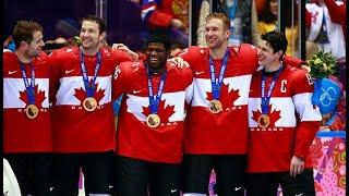 Golddddd goalssss and Canada hockey