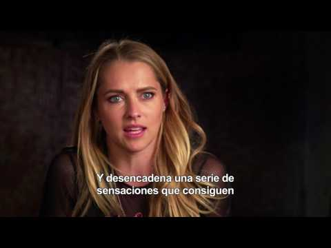 Nunca Apagues La Luz - Entrevista Teresa Palmer HD