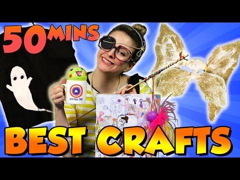 Best Crafty Carol Crafts of 2016! | Cool School Compilation