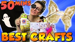 Best Crafty Carol Crafts of 2016! | Cool School Compilation