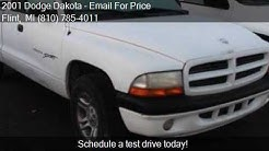 2001 Dodge Dakota  for sale in Flint, MI 48504 at Randy Wise