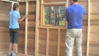 Building A Cedarshed Storage Shed - Easy As 1-2-3!
