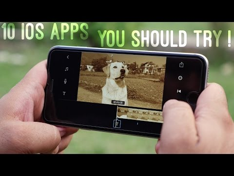 Top 10 Best IOS Apps 2016 | Must Have