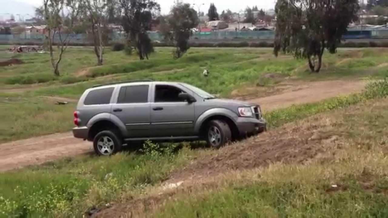 Dodge Durango 2007 4x4 Youtube