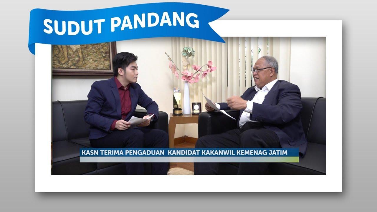 SUDUT PANDANG - Praktik Jual Beli Jabatan Di Kementerian