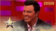 Seth MacFarlane voert zijn Family Guy stemmen op - The Graham Norton Show: Seizoen 15 - BBC One