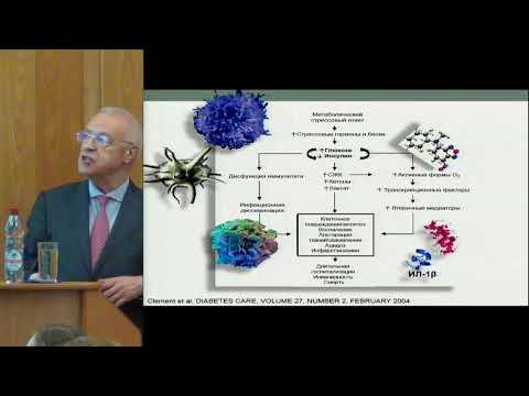 Аметов А.С., Роль гликемического контроля в современном управлении сахарным диабетом.