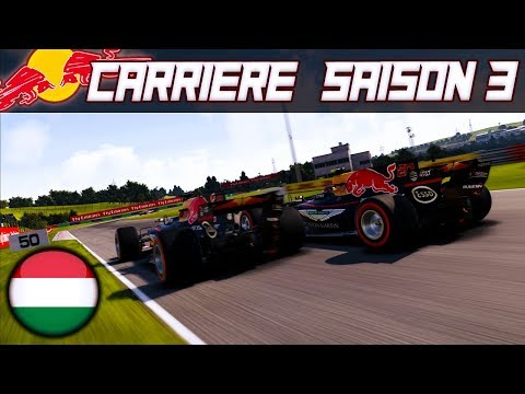 F1 2017 Mode Carrière S3E11 - TENSIONS CHEZ RED BULL ?