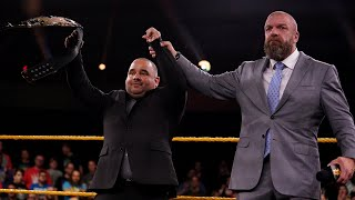 Triple H honors Dayton shooting hero Jeremy Ganger