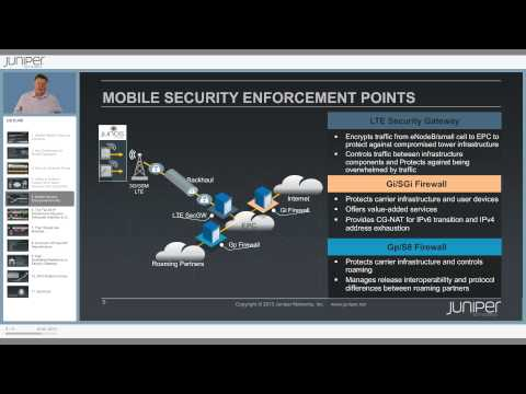 Mobile Network Security Solutions