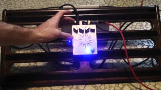 FUZZROCIOUS Heliotropic with Electrical Guitar Company Bass