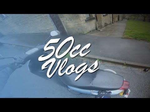 Should You Get a 50cc Scooter? // MotoVlog #2
