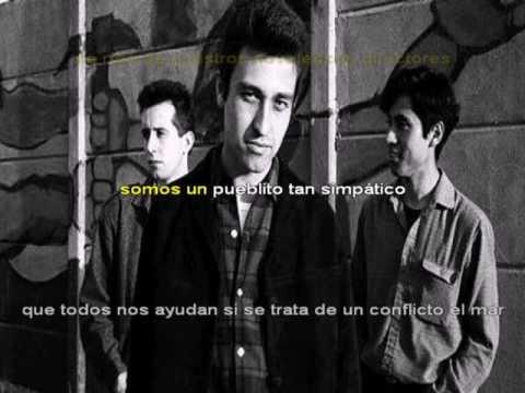 Los Prisioneros - Latinoamérica Karaoke
