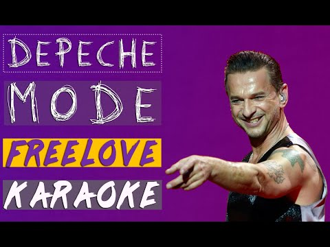 Depeche mode - Freelove Karaoke