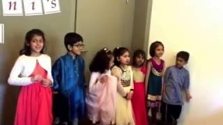 Doe A Deer by Dhwani kids