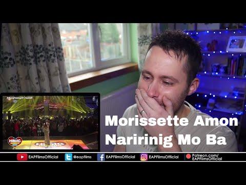 Morissette Amon - Naririnig Mo Ba   REACTION