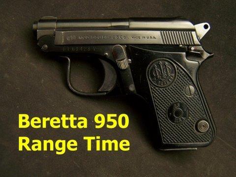 Beretta 950 Jetfire 25acp