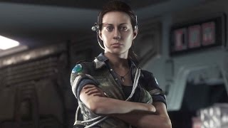 alien isolation extended gameplay demo ign live gamescom 2014