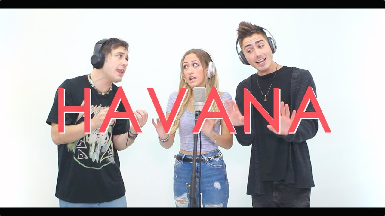 Havana Camila Cabello Ft Young Thug Cover By The Gorenc Siblings