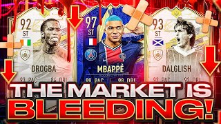 I MADE A HUGE BUY! 🤤 THE MARKET IS BLEEDING! FIFA 21 Ultimate Team