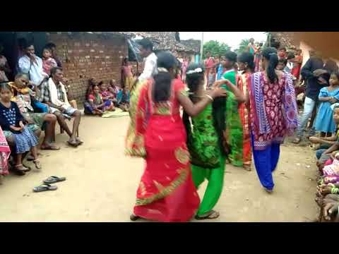 Kalahandi dance group