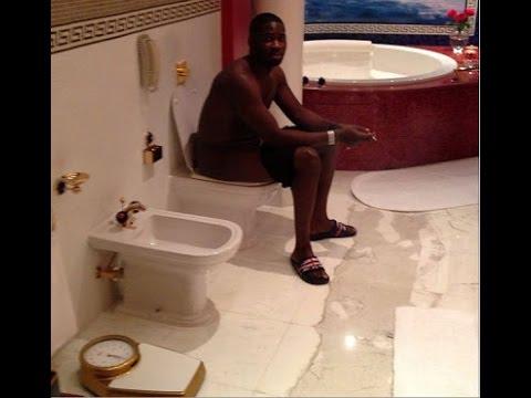 Tiwa Savage's Husband TeeBillz Is A useless Man