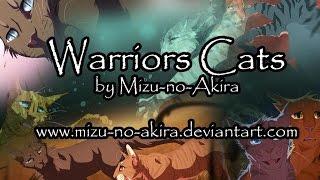 Warriors Cats(Mizu-no-Akira)