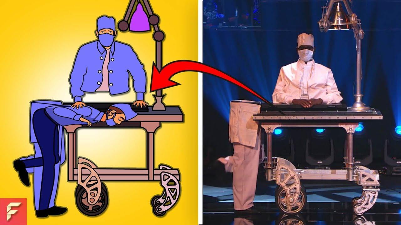 Got Talent's Scariest Magic Tricks Finally Revealed | The Sacred Riana | Brotherhood | AGT | BG