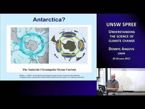 UNSW SPREE 201710-25 Dennys Angove - Understanding the science of climate change