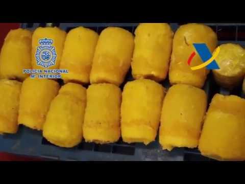 Detenido el mayor traficante de cocaína del norte de África