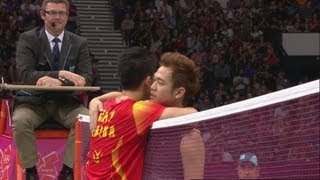 Badminton Doubles Semi-Final - China v Malaysia | London 2012 Olympics