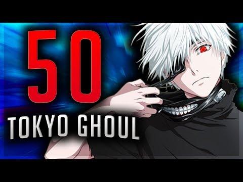 50 FAKTÓW: TOKYO GHOUL! 🐾