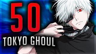 50 FAKTÓW: TOKYO GHOUL!