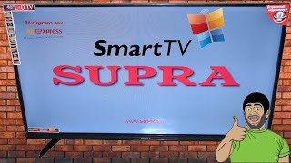 Отличный Smart Телевизор С Aliexpress! Supra Stv-Lc40st1000f