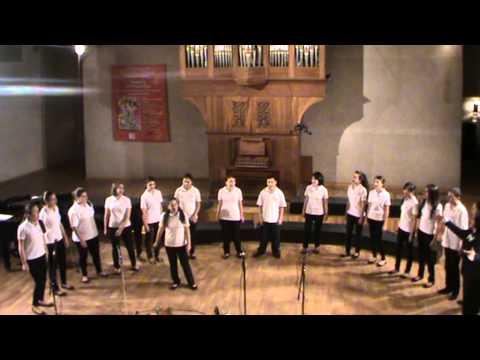 Այբի երգչախումբը Ռ.Ամիրխանյանի համերգին, մաս 2: Պույ-պույ մկնիկ